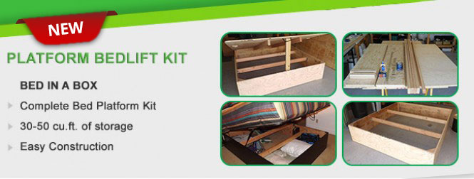 Platform Bedlift Kit